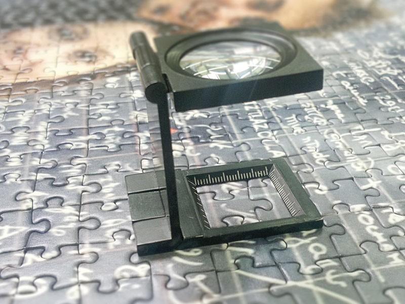 Foto puzzle con stampa digitale
