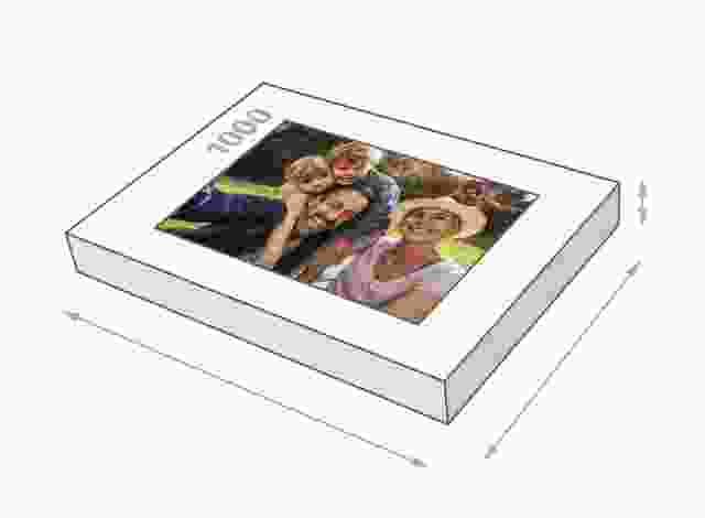 Dimensione della scatola 1000