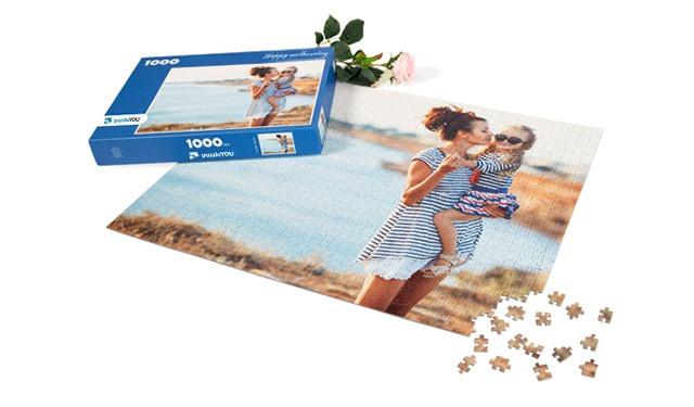 Foto puzzle come regalo