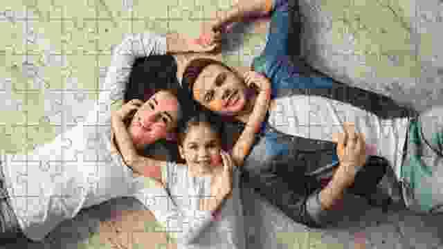 Fare un puzzle rende felici