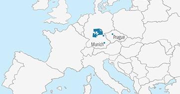 Altenstadt in Europa