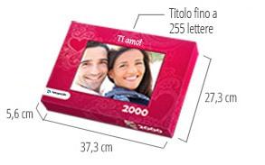 Dimensione della scatola del puzzle - foto puzzle 2000 pezzi