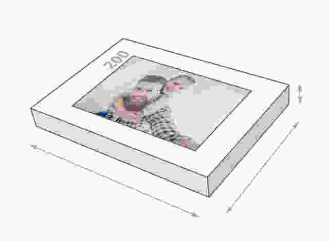 Dimensione della scatola 200