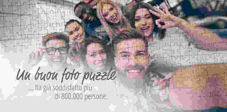 Foto puzzle: clienti soddisfatti