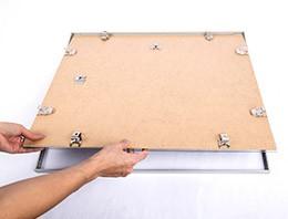 Istruzioni cornice per puzzle passaggio 5
