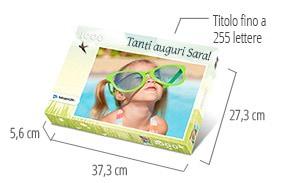 Dimensione della scatola del puzzle - foto puzzle 1000 pezzi