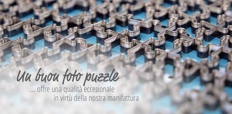 Qualità del foto puzzle