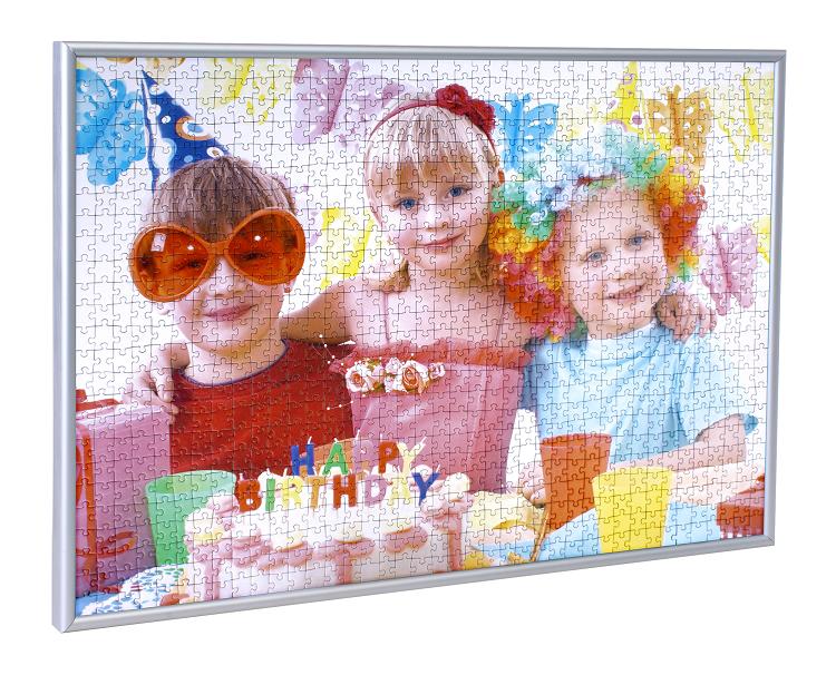 Cornice per puzzle