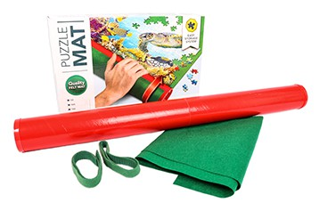 Istruzioni d'uso del tappetino per puzzle