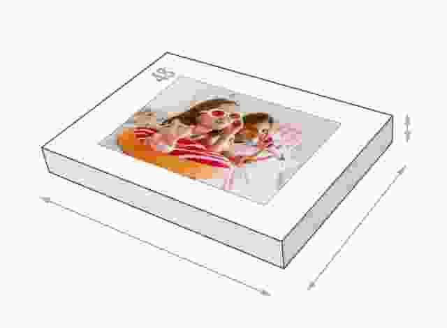 Dimensione della scatola