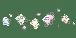 numero di pezzi adatto per il Suo puzzle