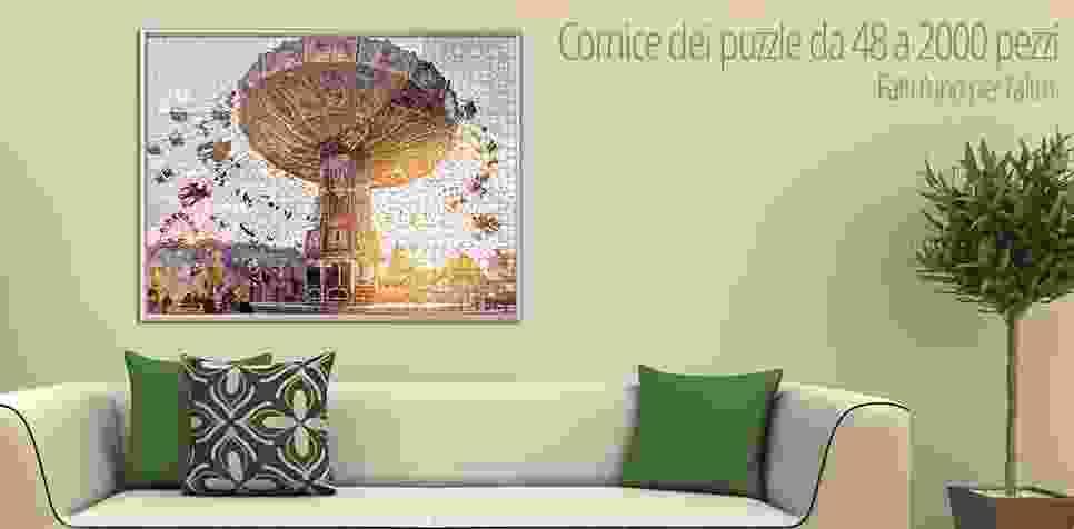 Cornici per puzzle da 48 a 2000 pezzi